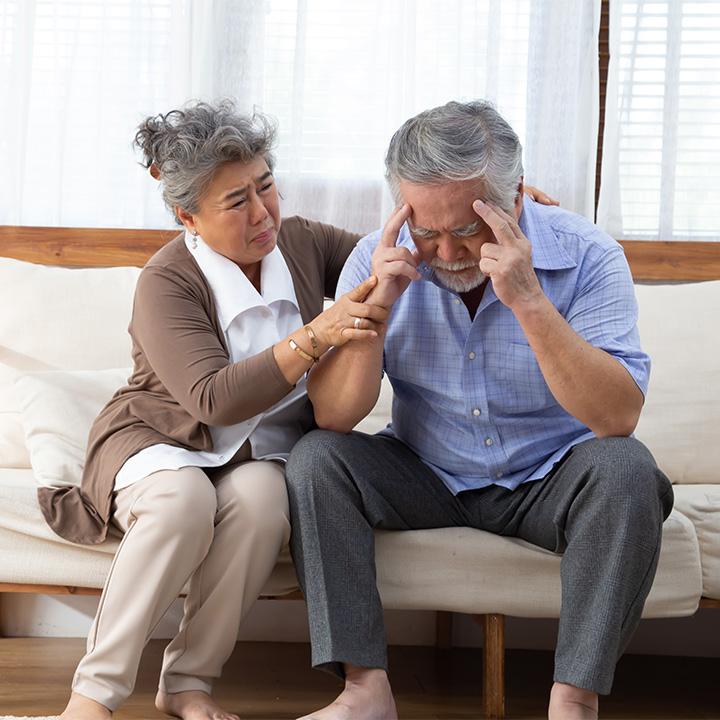 認知症の高齢者へのケア